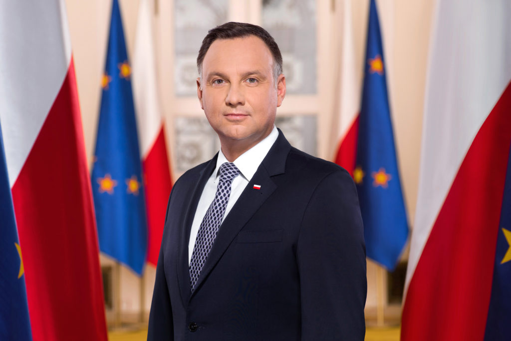 Jasło popiera Andrzeja Dudę