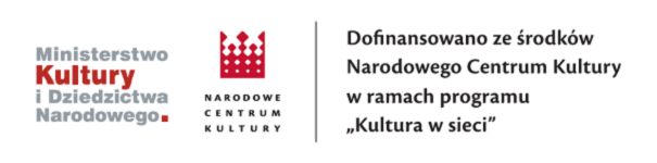 Dofinansowanie Ministerstwo Kultury i Dziedzictwa Narodowego