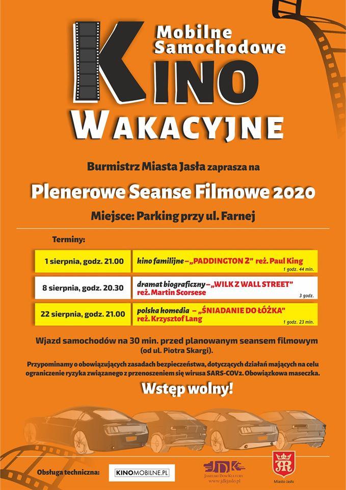 Kino samochodowe w Jaśle