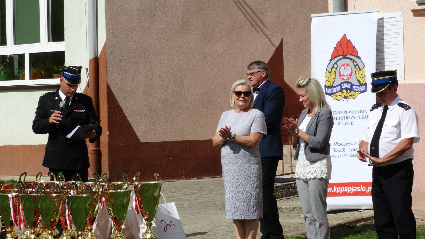 III Mistrzostwa Polski Strażaków w Biegu Górskim w Krempnej