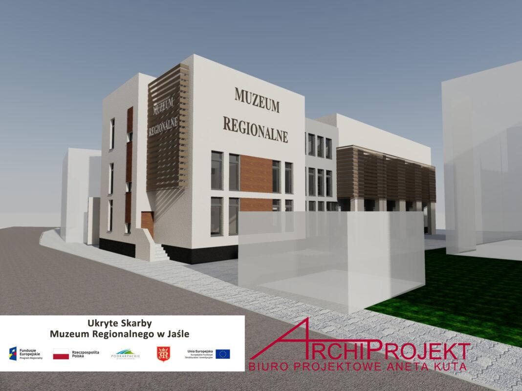 Muzeum Regionalne w Jaśle - remont