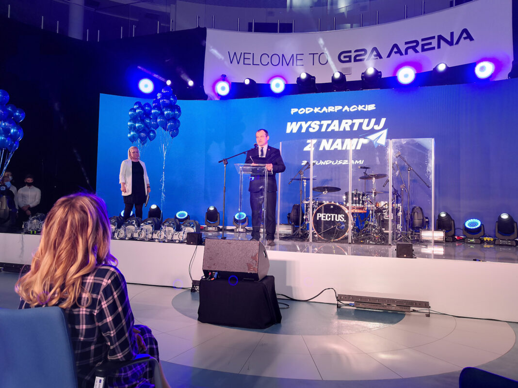"Zespół Szkół nr 3 w Jaśle na ""Podkarpackim Virtual Expo"""