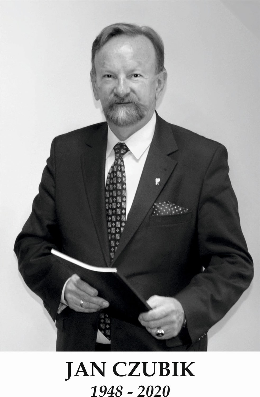 Jan Czubik - Wójt Gminy Tarnowiec