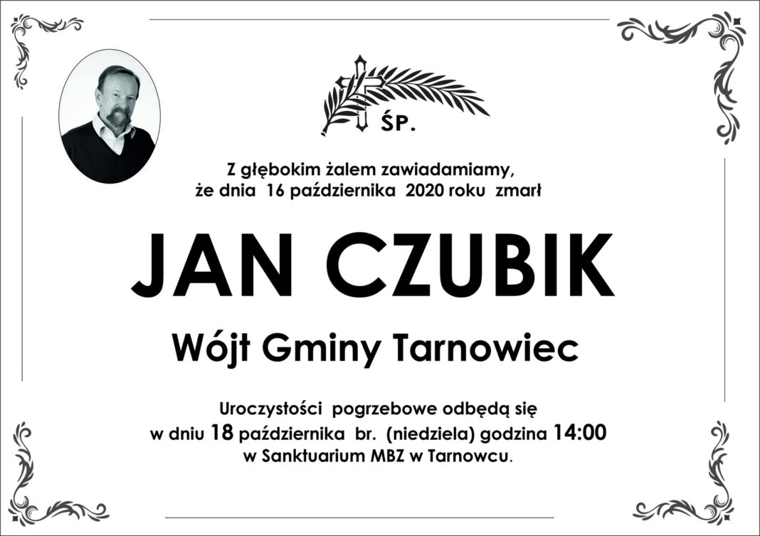 Jan Czubik - klepsydra
