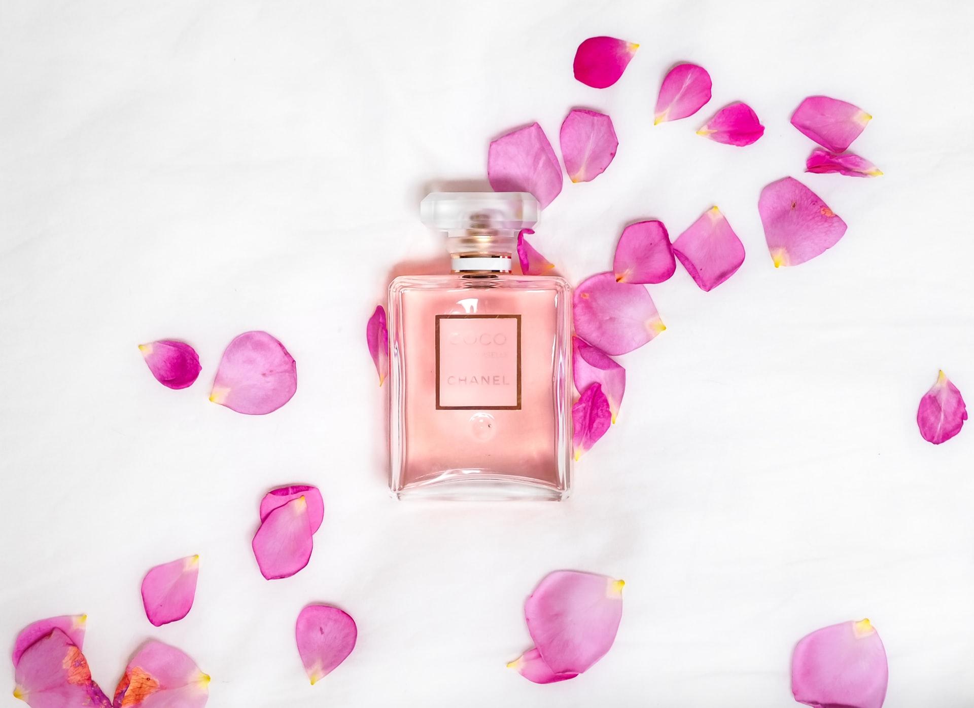 Perfumowy Paryż