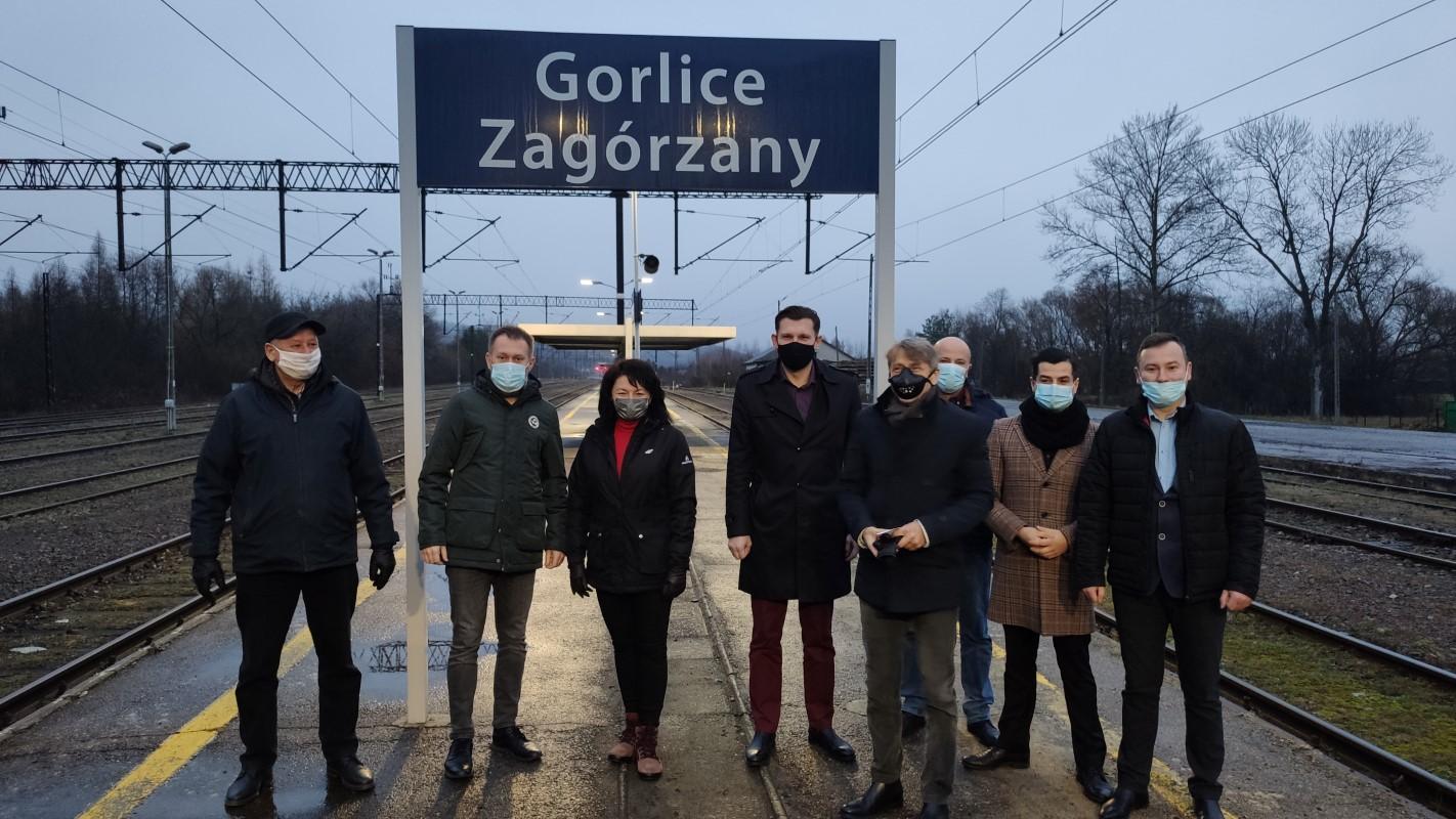 PKP Intercity uruchomiło kursy na linii Zagórz – Jasło – Kraków