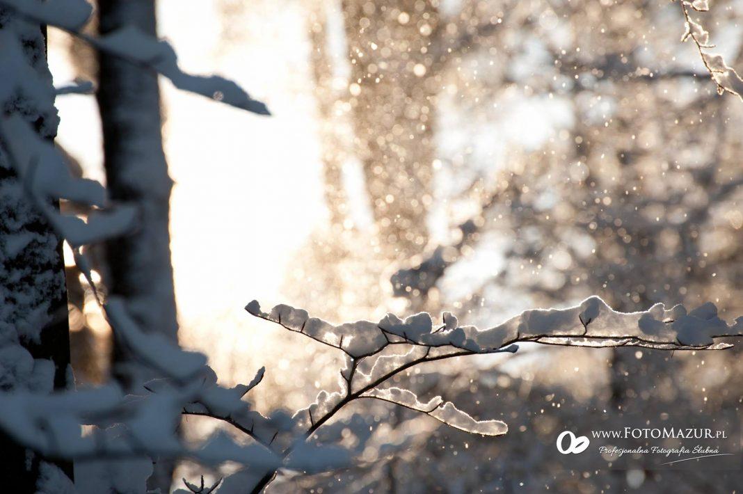 Intensywne opady śniegu