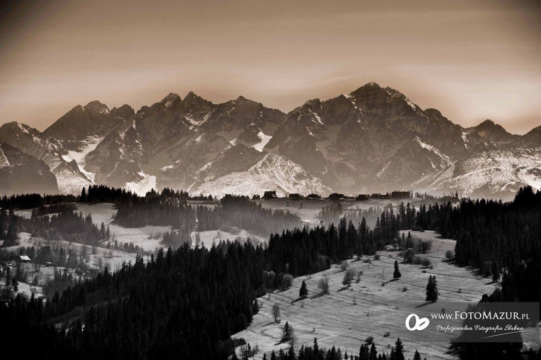 Wiosna wybuchła kolorami - Góry Jasło