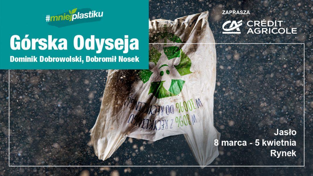 """""""Górska Odyseja"""" – śmieciowe skarby na ekologicznej wystawie w Jaśle"""
