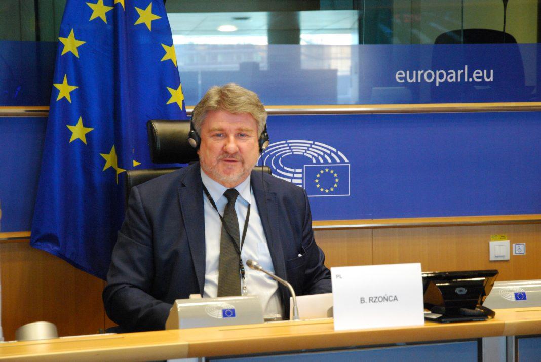 Bogdan Rzońca - Parlament Europejski