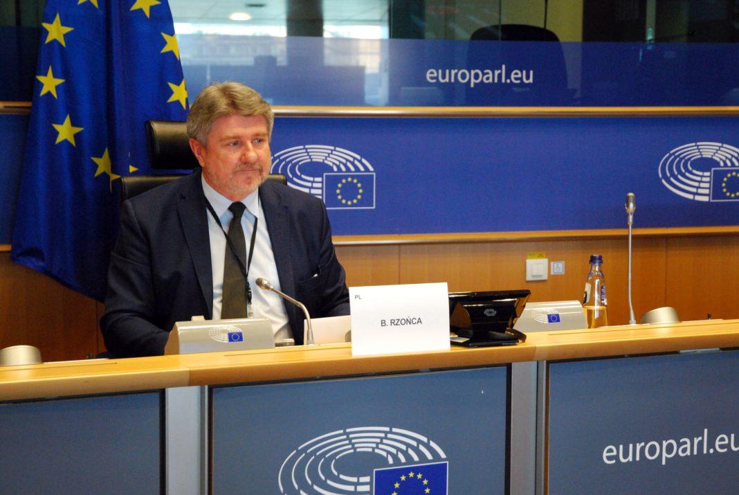Bogdan Rzońca - europarlament