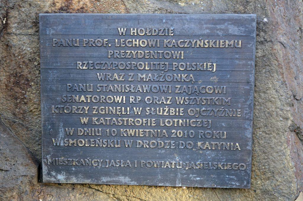 Pomnik Golgota Wschodu - Jasło