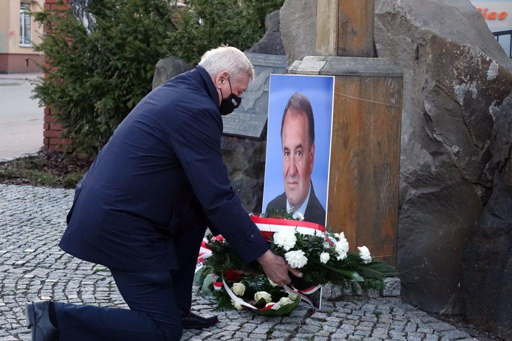 Rocznica zbrodni katyńskiej i tragedii smoleńskiej - Jasło