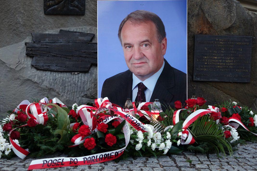 Śp. Stanisław Zając Senator RP - Jasło