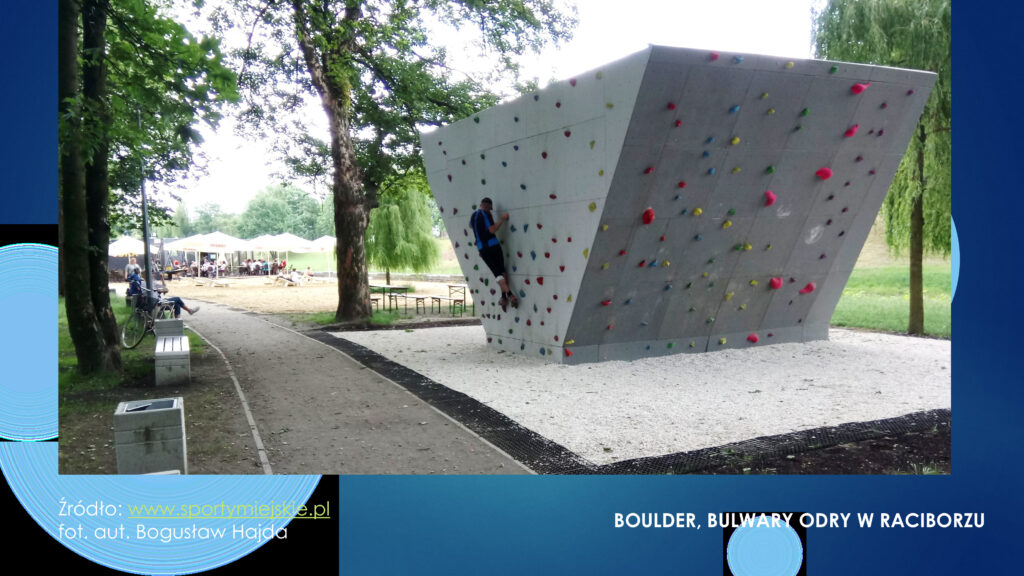 Parkour, boulder, a może flowpark w Jaśle?