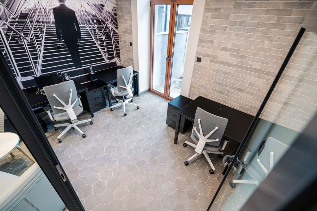 Inkubator Przedsiębiorczości w Jaśle - Pomieszczenie biurowe 0.7 (parter)
