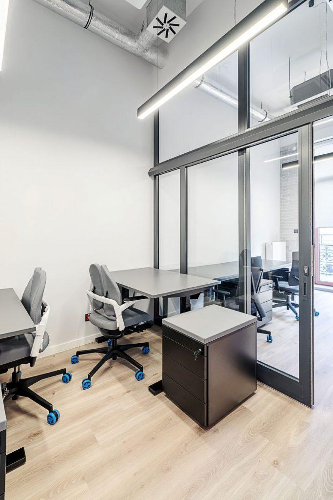 Inkubator Przedsiębiorczości w Jaśle - Pomieszczenie biurowe 1.2 (I piętro)