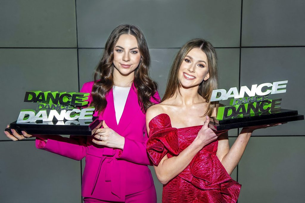 Oliwią Górniak i Roksana Węgiel - Dance Dance Dance