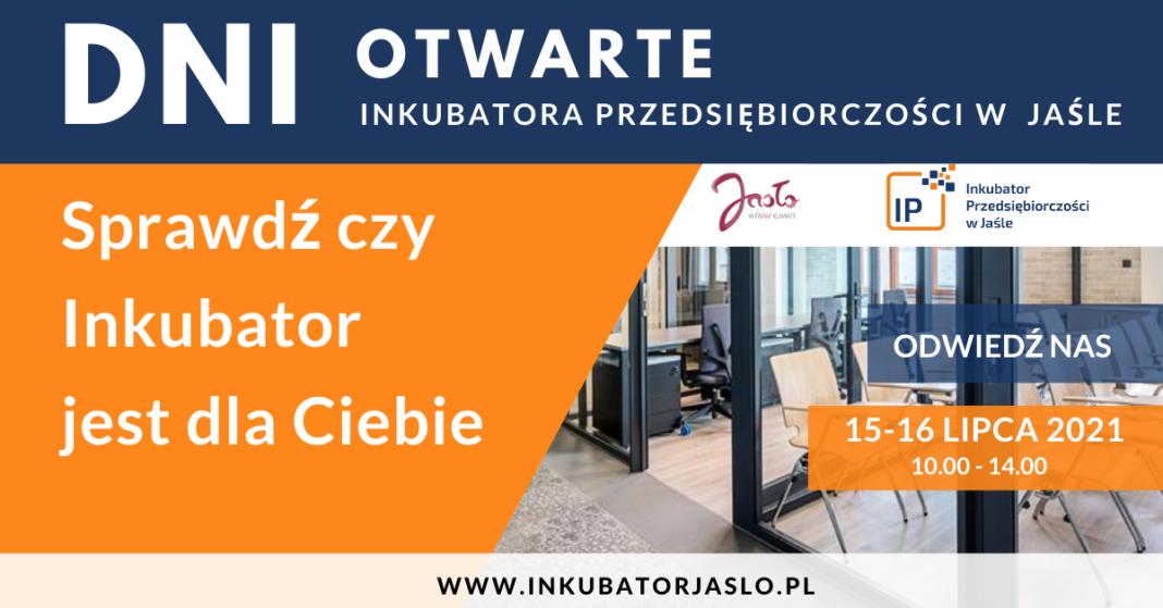 Dni Otwarte Inkubatora Przedsiębiorczości w Jaśle
