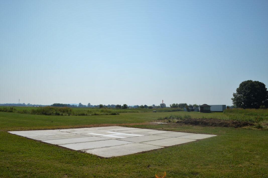 Lotnisko Ikar w Jaśle