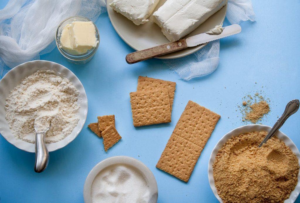 Desery - masło, mleko