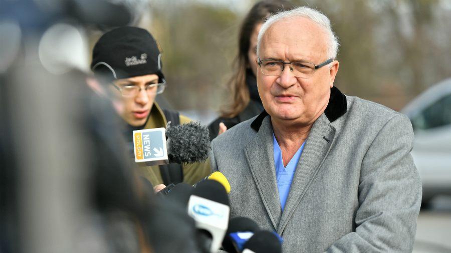 Krzysztof Simon   Fot. PAP/Maciej Kulczyński