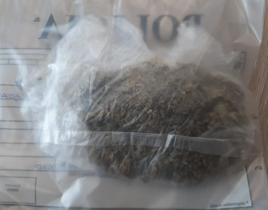 Jasło. Policja zabezpieczyła blisko 70 gramów amfetaminy