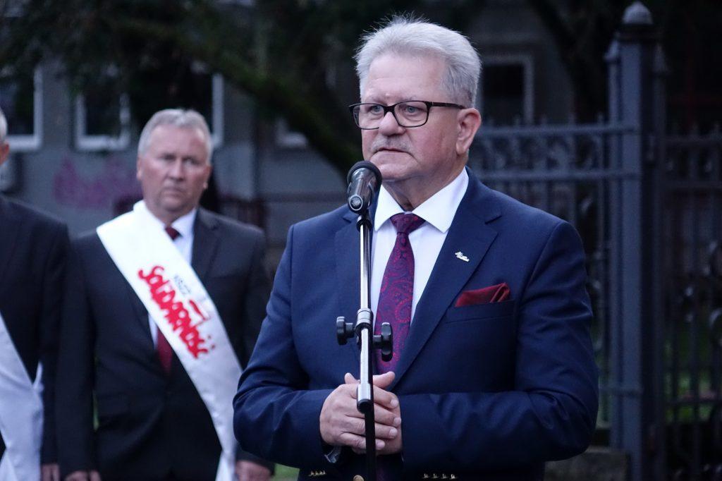 Tadeusz Majchrowicz - Dzień Wolności i Solidarności Jasło 2021